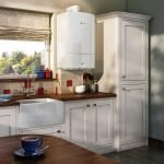 Worcester Bosch Classic Boiler Shaker Kitchen