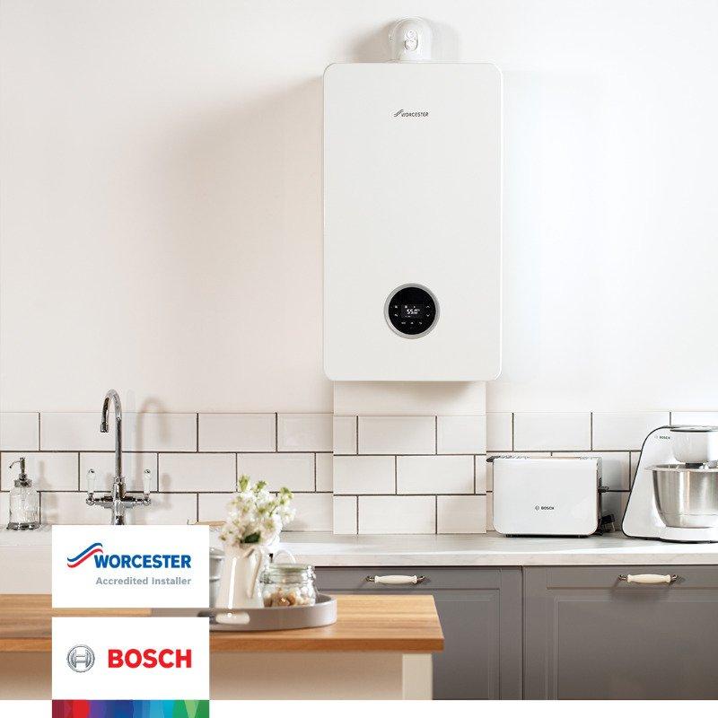 Worcester Bosch boiler